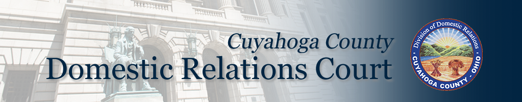 Separation & Divorce Forms - Cuyahoga County Domestic